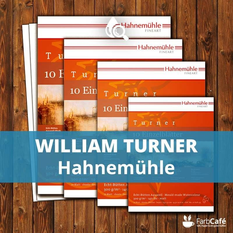 Hahnemühle Aquarell William Turner Testbericht