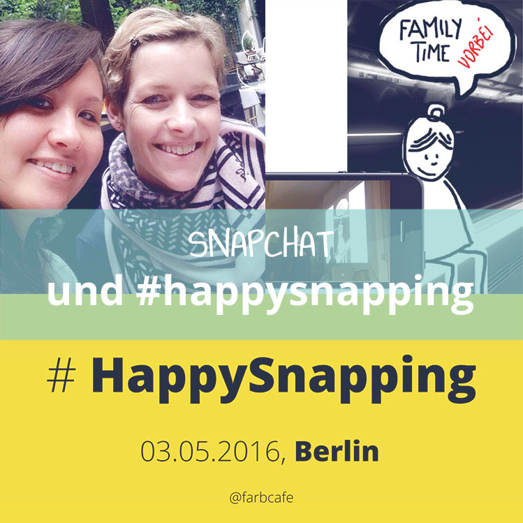 HappySnapping - Ein Snapchat Event