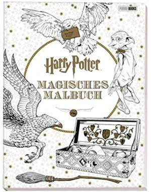 Ausmalbuch-Harry-Potter